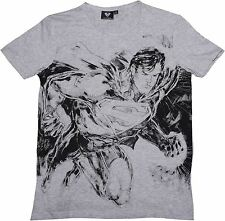 Superman Adults Short Sleeve T Shirt By BestTrend