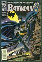 BATMAN #0 The Beginning Of Tomorrow VF/NM DC Comics 1994