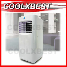 PORTABLE 4 in 1 REVERSE CYCLE AIRCON AIR CONDITIONER 2.9KW COOL HEAT DEHUMIDIFY