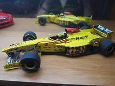 Jordan 197 Pauls Model ART 1:18 Ralf Schumacher Formel 1 Saison 1997 neuwertig!