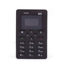 Micro Móvil Teléfono Móvil Cuatribanda 2g Libre