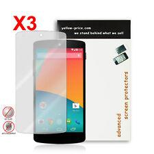3XJapan Material Anti-Glare Screen Protector for New Google Nexus 5 2014 Premium