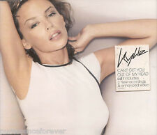 KYLIE MINOGUE - Can't Get You Out Of My Head (UK 4 Tk Enhanced CD Single Pt 1)