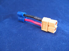 New Male EC3 to XT60 Female Connector Adapter XT-60 US Seller