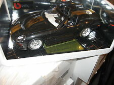 1:18 Burago bburago Black Shelby Series 1 Signed Autographed Shelby