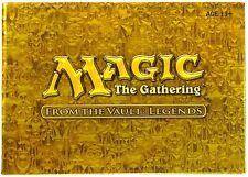 FROM THE VAULT: LEGENDS Mtg Magic 15 FOIL CARDS BOX SET