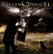 Killing Touch - One Of A Kind (CD, 2009, Scarlet Records, Italy)
