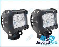 MAX 18 Watt CREE LED Spotlights Spot Light Ideal 4 Suzuki Swift Vitara Sierra