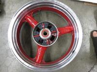 """Kawasaki 2003 - 2006 Z1000 Rear Wheel Rim 17 x 6.00 """""""