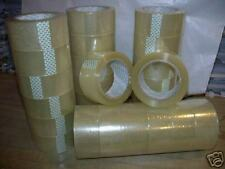 """36 rolls 2""""x110 yds TOP QUALITY sealing tape CLEAR"""