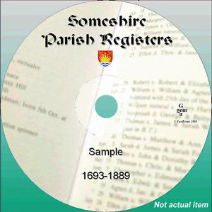 Cowthorpe Yorkshire 1568-1797,  Parish Registers, genealogy  ~