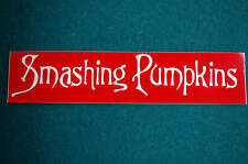Smashing Pumpkins sticker (S119)