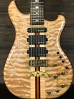 Alembic Further Electric Guitar w/ 5A Quilted Maple Top w Hard Case -Immaculate for sale