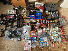 Wholesale Lot of Rc R/C Remote Control Accessories & Ez Peak Dual Charger