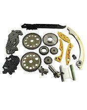 Engine Timing Chain Kit Set For 00-11 GM 2.0L 2.2L 2.4L