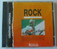 LIGHTNIN HOPKINS  (CD) TEXAS BLUES  GENIES DU ROCK 66  NEUF SCELLE