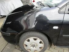Kotflügel links VW Polo 9N Blackmagic LC9Z schwarz