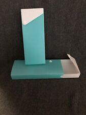 Plastic Sliding Pencil Boxes - Teal (Lot of 10)