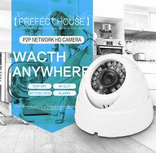 1080P  Wifi IP Caméra Surveillance Sans fil Vision Nuit Sécurité Extérieur FR