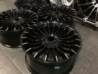 20 Pulgadas Llantas para BMW E60/61 E63/64 E65/66/38 + neumáticos de verano