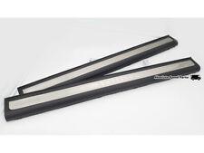 "NEW OEM Nissan V35 ""SKYLINE"" JDM kick plates for Infiniti G35 door sills"