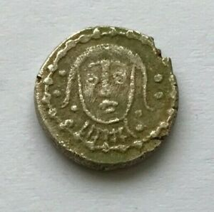 Anglo-Saxon Silver AR Sceattas Series QIG Type 59  Mint in East Anglia Ely -E508
