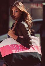 VICTORIA'S SECRET GETAWAY Tote Bag XL 2016 LIMITED  NWT