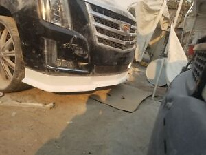 2015 2016 2017 2018 Cadillac Escalade Fiberglass Front Lip Body Kit-Front