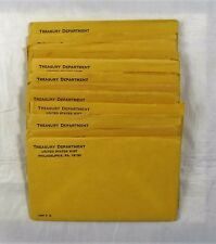 1964 12pc. Lot Proof Set Envelopes - With COA - NO COINS !!! FREE SHIPPING !!!