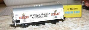 G21 Trix 52 3678  EKU Bierwagen