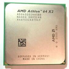 AMD Athlon 64 X2 ADO4000IAA5DD Dual Core 2.1GHz Zócalo AM2 sólo CPU Probado