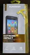 PureGear Extreme Impact Screen Protector w/ Alignment Tray for ZTE ZMAX Pro