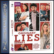 ORDINARY LIES - COMPLETE SERIES 2 *BRAND NEW DVD *