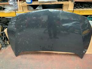 VAUXHALL ASTRA GTC 2014 COMPLETE BONNET IN BLACK COLOUR- COLOUR CODE-Z22C