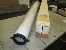 "Sanitary Filter Element P/N 4600004 47.5"" Long X 3"" ID X 4.25"" OD (NIB)"