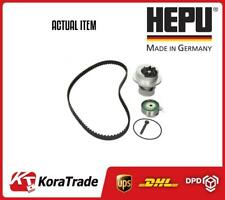 HEPU BRAND NEW BELT KIT + WATER PUMP PK03121