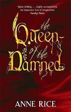 The Queen Of The Damned: Number 3 in series (Vampire Chronicles), Rice, Anne, Ve