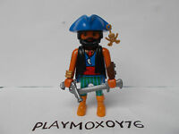 PLAYMOBIL PIRATES. TIENDA PLAYMOXOY76. PLAYMOFRIENDS REF.6822 CAPITÁN PIRATA.