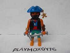 PLAYMOBIL PIRATES. TIENDA PLAYMOXOY76. PLAYMOFRIENDS REF.6822 CAPITÁN PIRATA.
