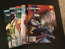 2002 Beckett Pokemon Collector 8 Issues; Vintage, Great Condition