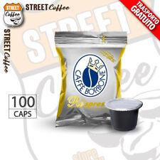 100 Cialde Capsule Caffè Borbone Respresso Miscela Oro compatibile Nespresso