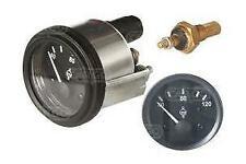 Medidor de temperatura de agua de 12 Voltios de reemplazo y la unidad del remitente 0-523-23 160699