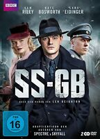 SS-GB - RILEY,SAM/BOSWORTH,KATE/EIDINGER,LARS/COSMO,JAMES/  2 DVD NEUF