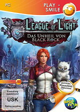 League Of Light: Das Unheil von Black Rock (PC, 2016, DVD-Box)