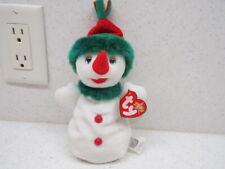 SNOW GIRL BEANIE BABY 2000