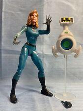 Marvel Legends Fantastic Four 4 Invisible Woman SUE & H.E.R.B.I.E Exclusive 2016