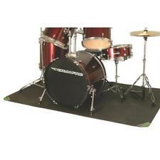 More details for non-slip drum kit mat - 6ft x 4ft on stage