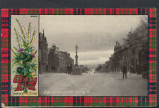Scotland Postcard - High Street, Invergordon Looking West    RS 5751