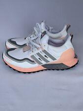NEW Adidas Ultraboost Guard Women Sz 8 Trail Running Shoe Grey Pink White FW5481
