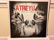 Atreyu Suicide Notes and Butterfly Kisses LP (Pink Vinyl) - BRAND NEW